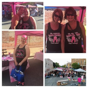 Connie McAlister Breast Cancer Foundation