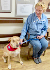 Applewood: Pet Therapy with Therapy Dogs International